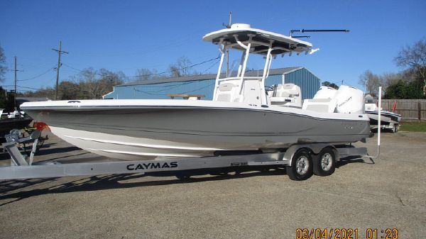 Caymas 28HB TWIN