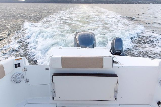 Cutwater C-242 Sport Coupe SE image