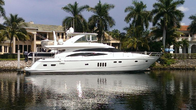 2007 Princess - Viking Sport Cruiser 70 Flybridge Motor Yacht