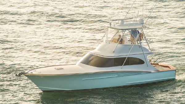 Winter Yachts Custom Carolina 45 Gameboat