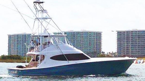 Hatteras Carolina Series GT59