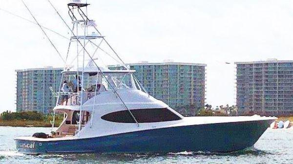 Hatteras Carolina Series GT59