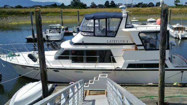 Lien Hwa Vitesse Cockpit Motor Yacht