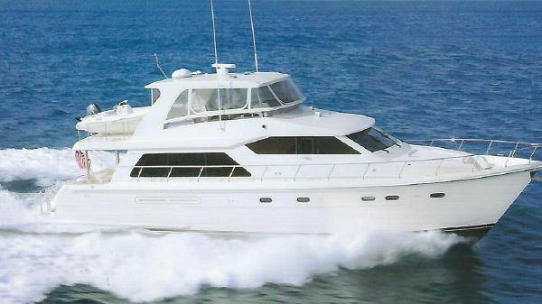 Hampton 630 PH Motoryacht