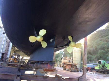 Alloy Yachts 98' PILOTHOUSE KETCH image