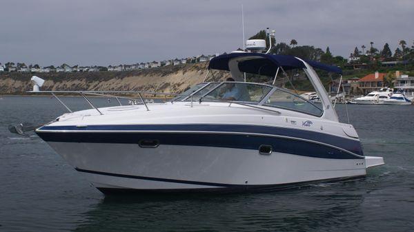 Four Winns 288 Vista Port Profile