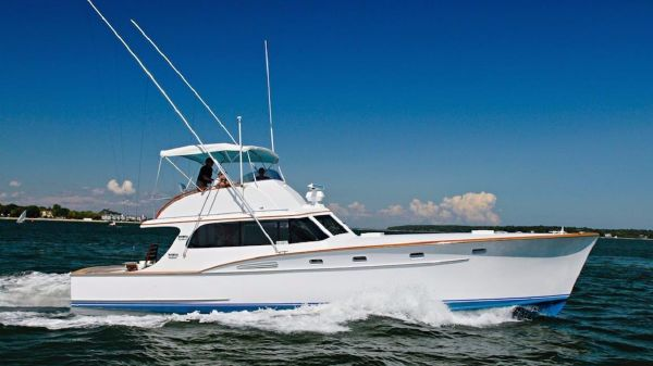 Rybovich 44 FINANCING AVAILABLE