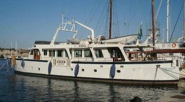 Boele 28M Classic Gentlemans Yacht Photo 1