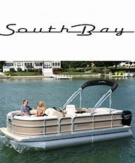 South Bay S224E Bar Boat Tripple