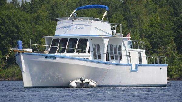 Duguay TriCabin Trawler
