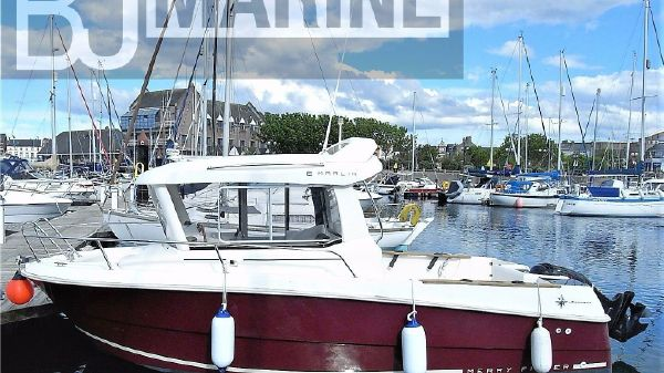 Jeanneau Merry Fisher Marlin 6 Jeanneau Merry Fisher Marlin 6 with BJ Marine