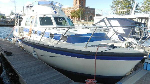 Aquastar Ocean Ranger 38 Aft Cabin