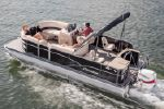 Manitou 22 Aurora LE Angler Full Frontimage