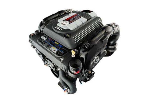 MerCruiser 4.5L 250 ECT