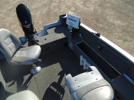 Alumacraft Navigator 165 Tiller image