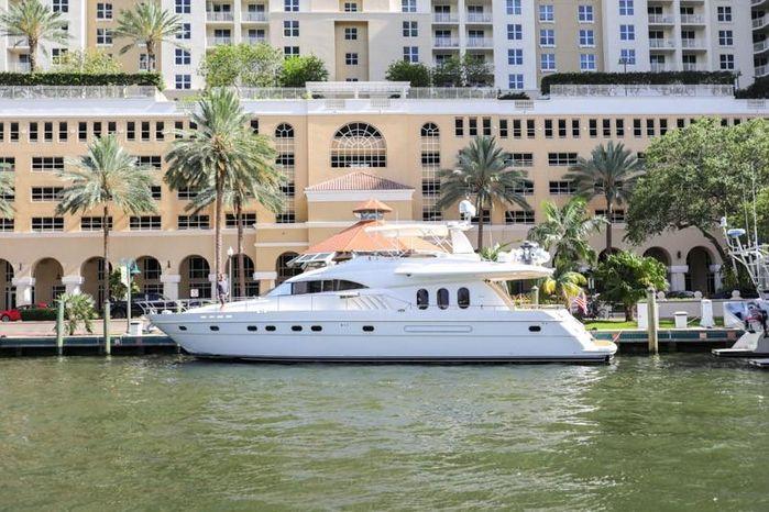1999 Viking Princess 72 Motor Yacht