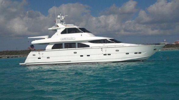 Horizon 76 Skylounge 76' Horizon Motor Yacht M & M