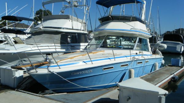Sea Ray 300 Sportbridge