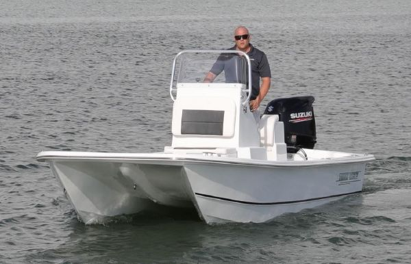 2020 Twin Vee 190 BayCat