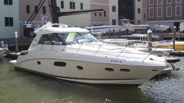 Sea Ray 450 Sundancer 480 Zeus