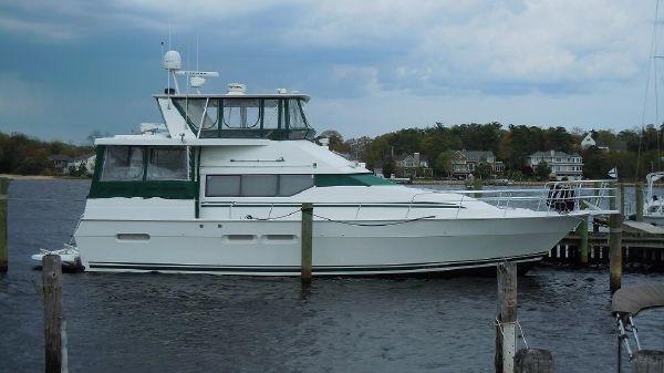 Mainship 47 Motor Yacht