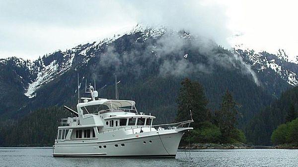 Selene Pilothouse trawler