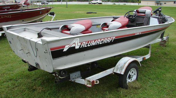 Alumacraft Classic 16