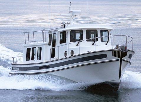2018 Nordic Tugs 34