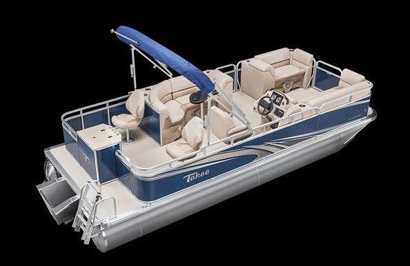 2018 Tahoe Pontoon Sport Rear Fish - 20'