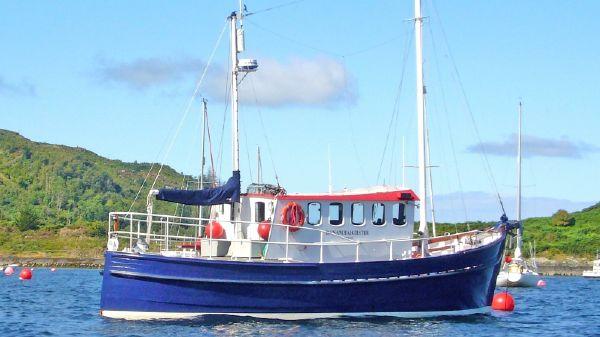 Jones Buckie 43' MFV / Motoryacht
