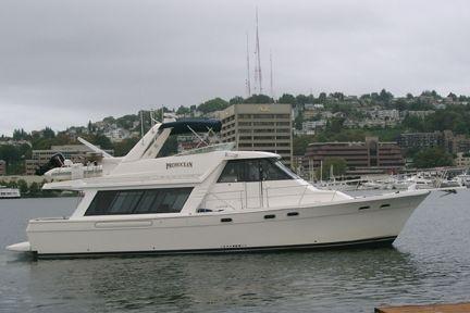 Bayliner Pilothouse 4788