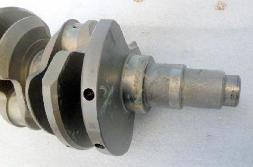 Yamaha F250hp V6 4-Stroke Outboard Motor  Crankshaft image