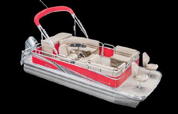 2018 Tahoe Pontoon Sport Cruise Bow Fish - 20'