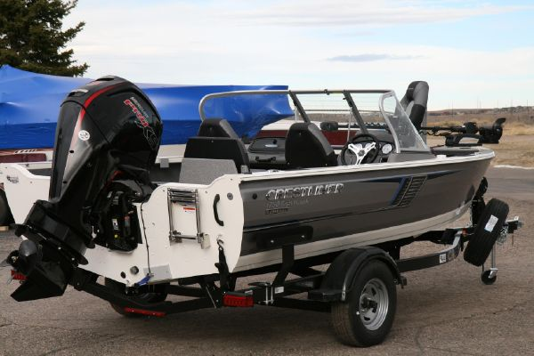 Crestliner 1750 Fish Hawk WT - main image
