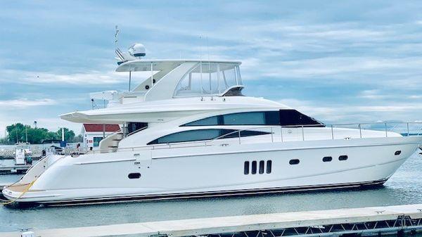 Viking Princess 67 Motor Yacht