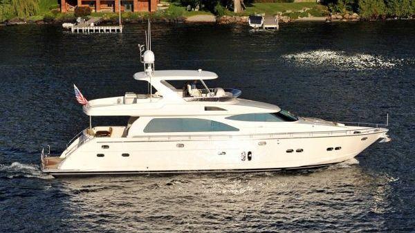 Horizon Motor Yacht Profile Photo