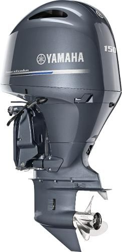 Yamaha Outboards F150LCA
