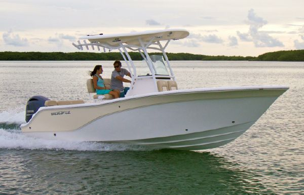 2019 Sea Fox 226 Commander