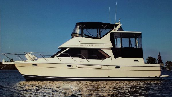 Bayliner 4087 Aft Cabin Motoryacht 40 Bayliner 98