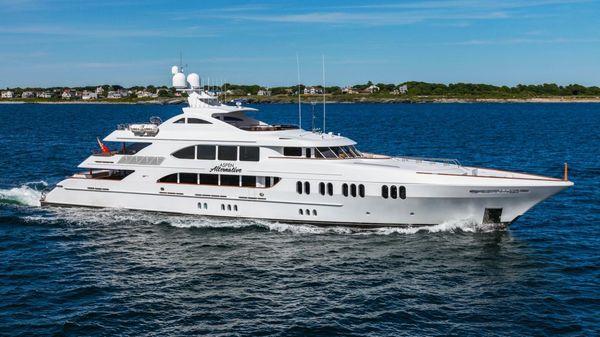 Motor Yacht Tri-Deck Trinity Motor Yacht