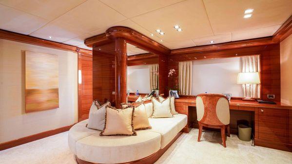 Motor Yacht Tri-Deck Trinity Motor Yacht image