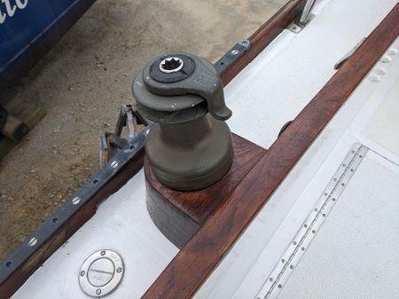 Dickerson Sloop-cutaway forefoot image