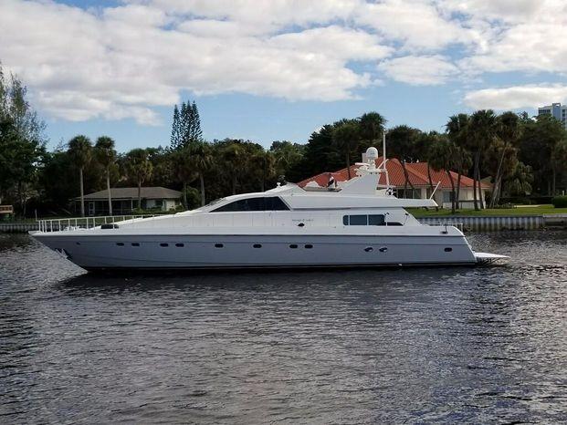 1989 Alalunga Motor Yacht
