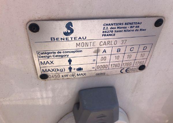 Beneteau Monte Carlo 37 image