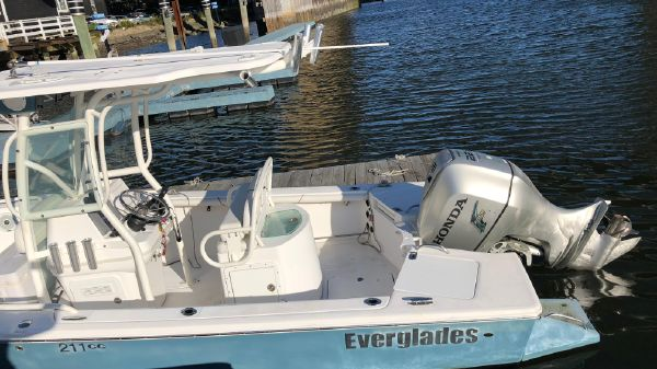 Everglades 211 CC