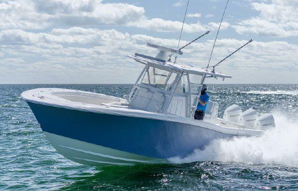 2022 Invincible 36 Open Fisherman