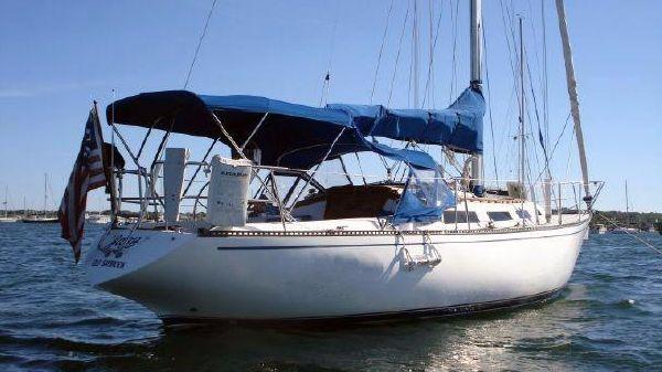 Catalina 38 Sister Ship