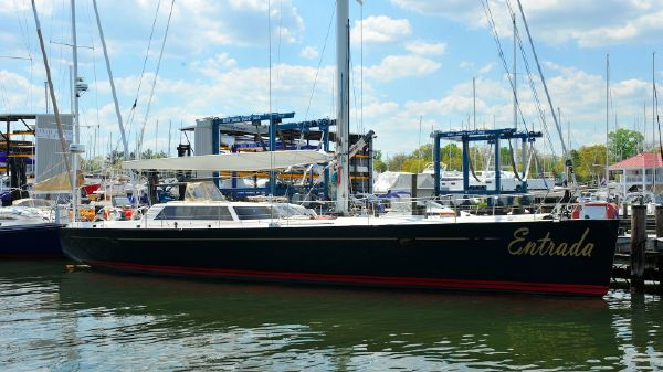 Turner Yachts 56 Bill Tripp Design