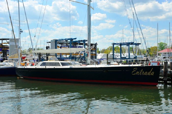 2002 Turner Yachts 56 Bill Tripp Design
