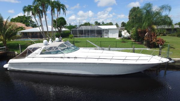 Sea Ray Super Sun Sport 630